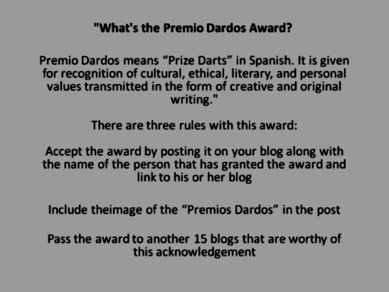 dardos rules