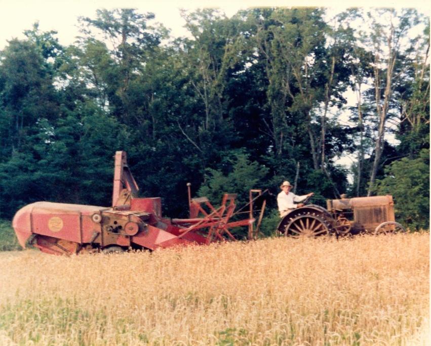 Grandaddy Tractor 2