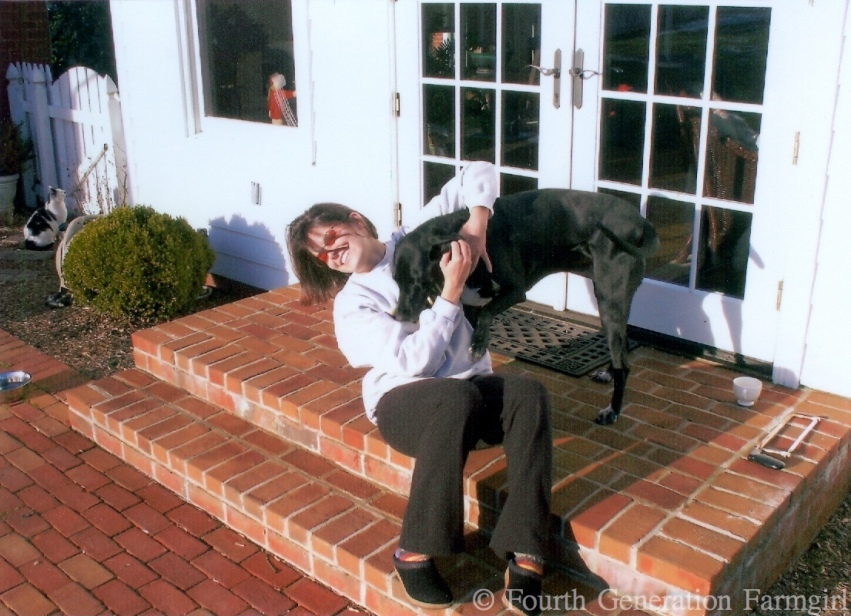 Tonya With Dogs